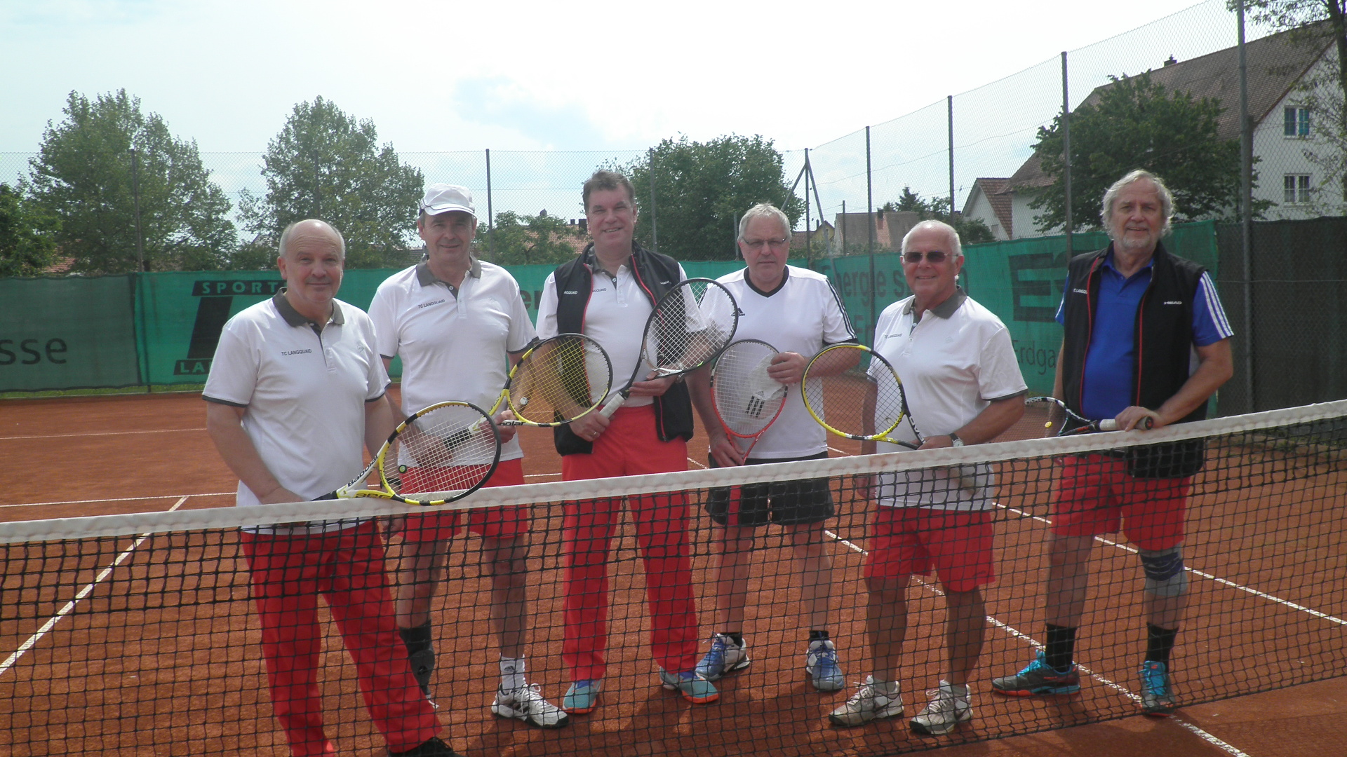 Sommer-Doppel-Cup beim TC langquaid